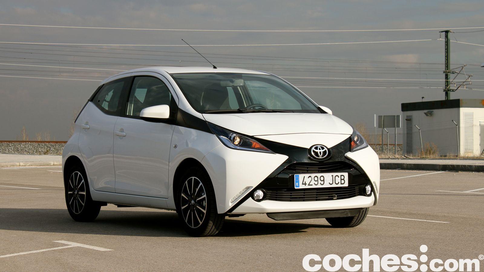 Prueba Toyota Aygo 2015 52