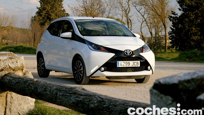 Prueba Toyota Aygo 2015 57