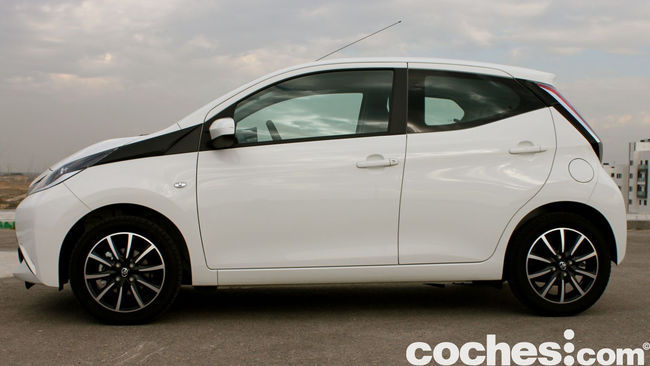 Prueba Toyota Aygo 2015 7