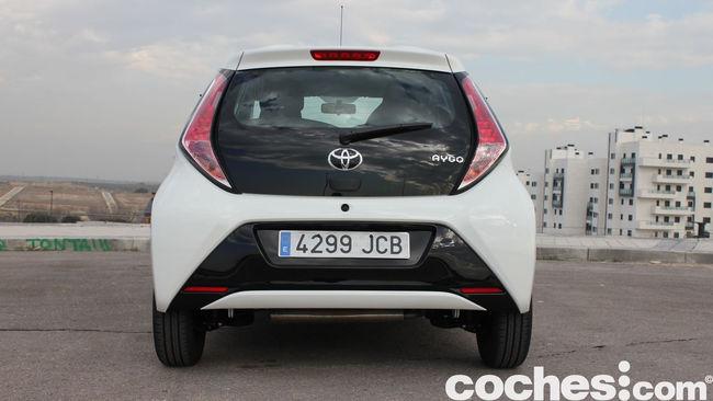 Prueba Toyota Aygo 2015 8