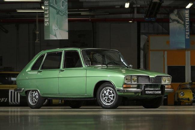 Renault 16 1965 17