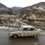 Renault 16 rally Montecarlo