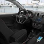 Seat Ibiza FR 2015 interior 04