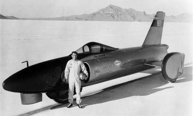 Spirit of America_land_speed_record_car