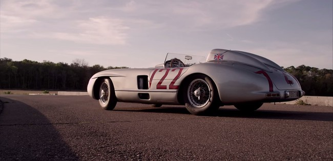 Stirling Moss Mercedes-Benz 300 SLR 04