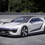 Volkswagen Golf GTE Sport Concept 2015 03