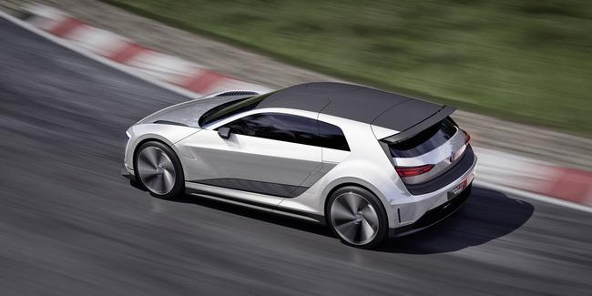 Volkswagen Golf GTE Sport Concept 2015 05