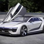 Volkswagen Golf GTE Sport Concept 2015 07