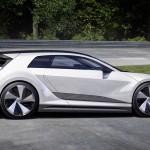 Volkswagen Golf GTE Sport Concept 2015 09