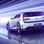 Volkswagen Golf GTE Sport Concept 2015 11