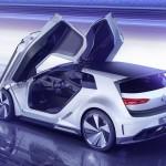 Volkswagen Golf GTE Sport Concept 2015 12