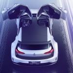 Volkswagen Golf GTE Sport Concept 2015 13