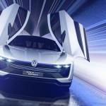 Volkswagen Golf GTE Sport Concept 2015 14