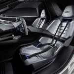 Volkswagen Golf GTE Sport Concept 2015 interior 03