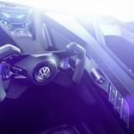 Volkswagen Golf GTE Sport Concept 2015 interior 04