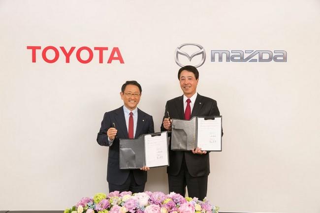 alianz Mazda Toyota