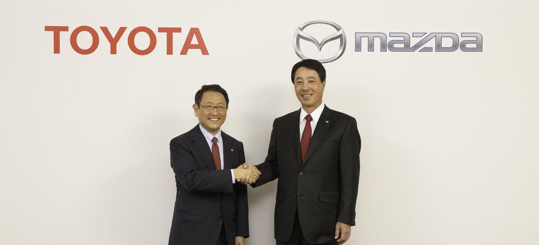 alianza Toyota Mazda