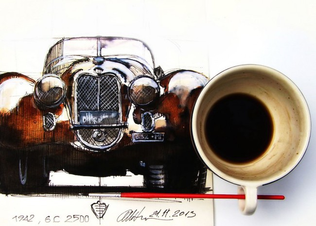 coches cafe 19