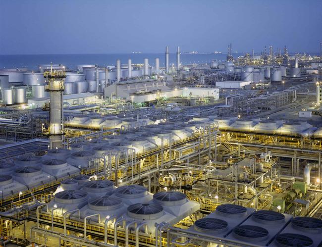 ghawar mayor yacimiento petróleo