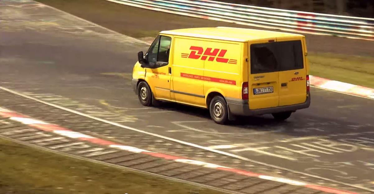Resultado de imagen de coches raros nurburgring
