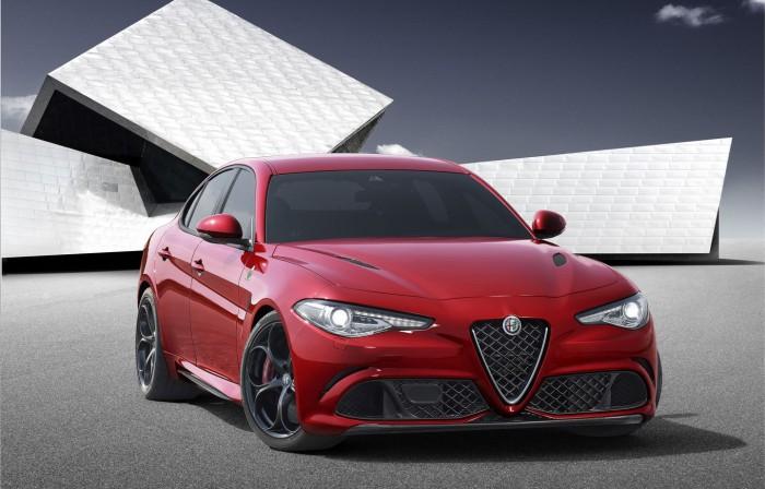 Alfa Romeo Giulia 2015 01