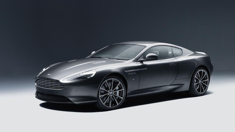 Aston Martin DB9 GT 2015 01