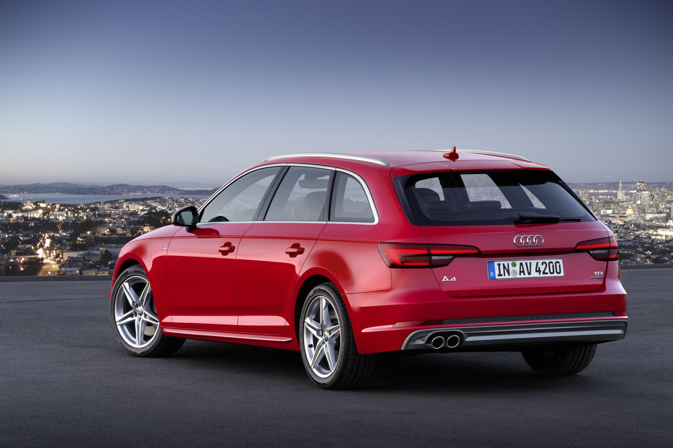 Audi A4 Avant 2016 Precios Y Equipamientos