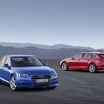 Audi A4 Y A4 Avant 2015