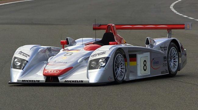 Audi R8 LMP Le Mans 2000