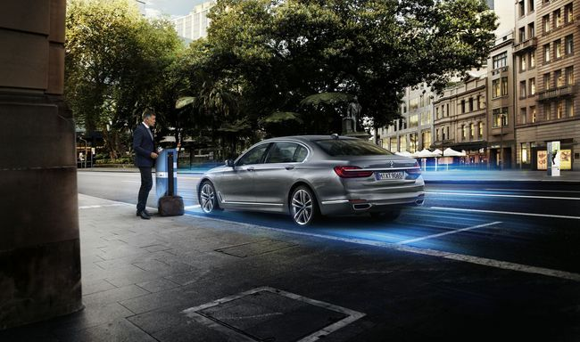BMW Serie 7 2015 740Le 10
