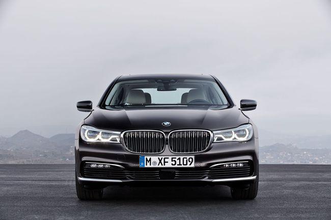BMW Serie 7 2015 - 750Li xDrive 13