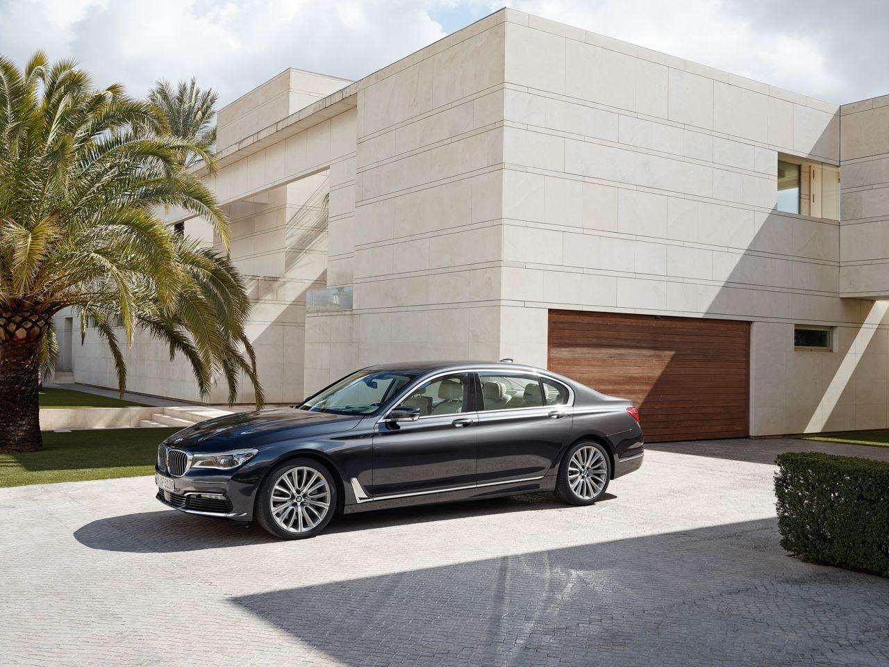 BMW Serie 7 2015 – 750Li xDrive 21
