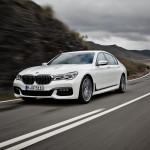 BMW Serie 7 2015 - 750Li xDrive M Sport Package 01