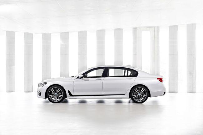 BMW Serie 7 2015 - 750Li xDrive M Sport Package 04