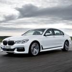 BMW Serie 7 2015 - 750Li xDrive M Sport Package 12