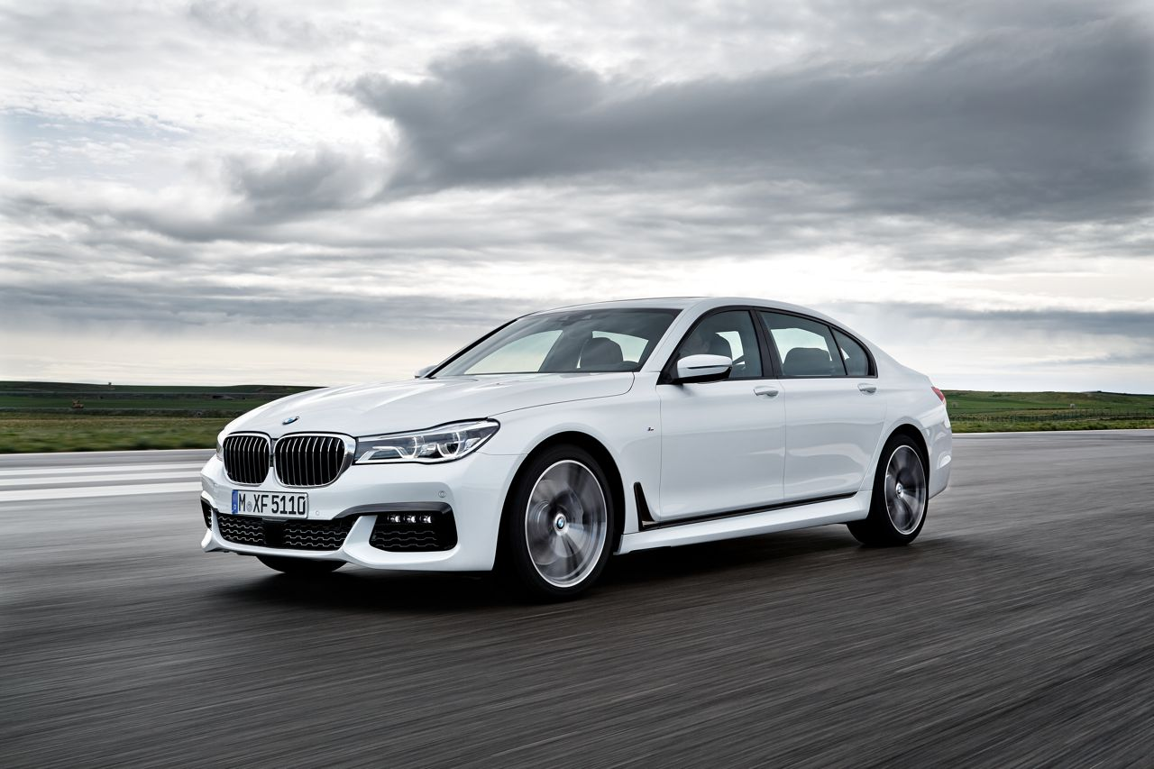 BMW Serie 7 2015 – 750Li xDrive M Sport Package 12