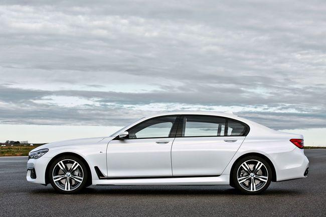 BMW Serie 7 2015 - 750Li xDrive M Sport Package 13
