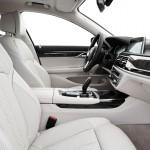 BMW Serie 7 2015 interior 08