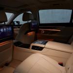 BMW Serie 7 2015 interior 10