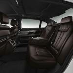 BMW Serie 7 2015 interior 14