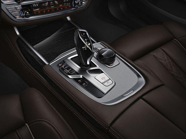 BMW Serie 7 2015 interior 16
