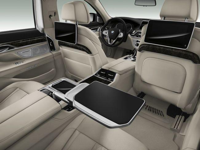 BMW Serie 7 2015 interior 17