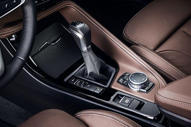 BMW X1 2016 interior 01