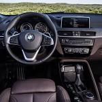 BMW X1 2016 interior 05