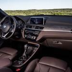 BMW X1 2016 interior 06