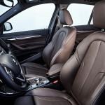 BMW X1 2016 interior 08