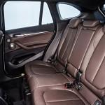 BMW X1 2016 interior 09