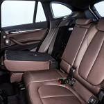 BMW X1 2016 interior 11
