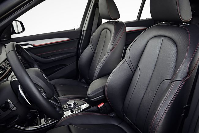 BMW X1 2016 interior 12