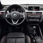 BMW X1 2016 interior 17